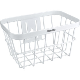 Electra Panier vélo Support jeu de direction Small, white